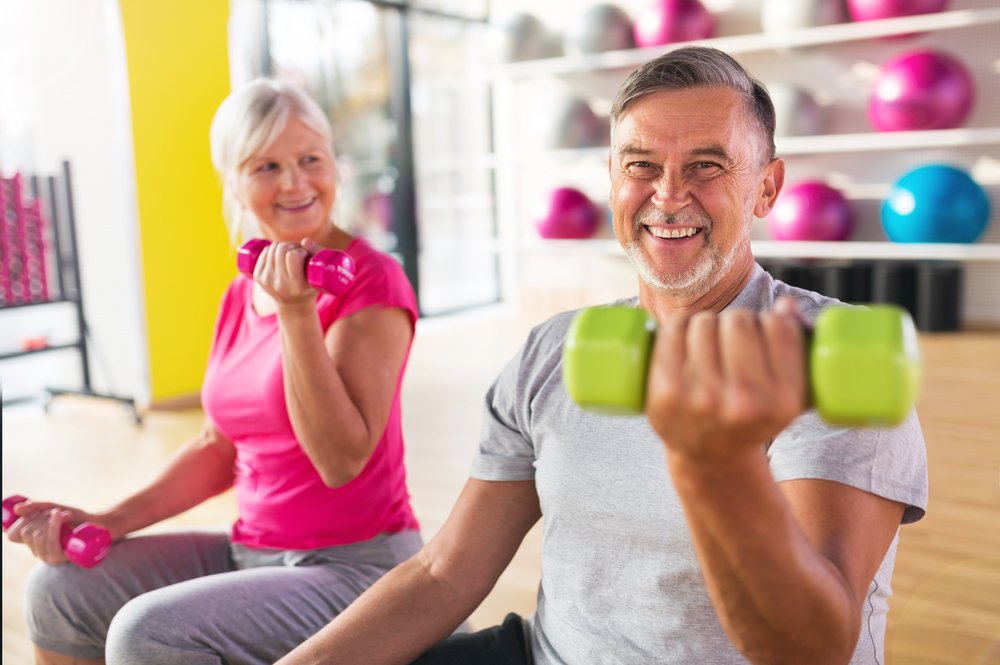 U.S. Government Says Seniors Should Exercise