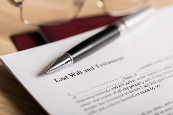 The Mechanics of a Will